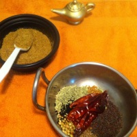 Indian Pickle Spice Powder (Achari Masala Powder)