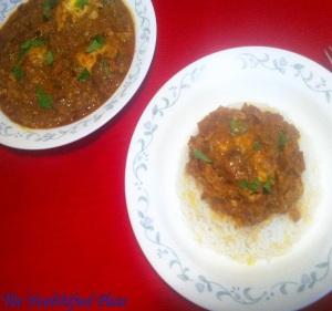 Goan Egg Drop Curry 2