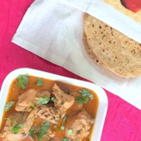 Mama's Chicken Korma (Braised Chicken Curry)