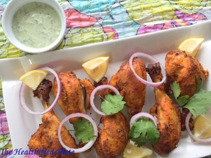 Roasted Tandoori Chicken