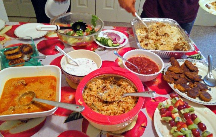 Eid Dinner