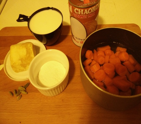 Carrot Rice Pudding-1